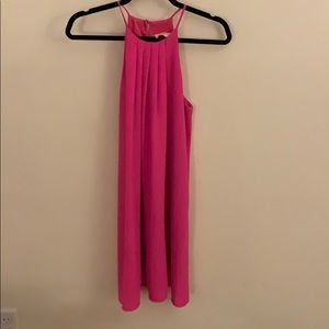 Hot Pink Everly Dress